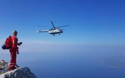 HGSS-hrvatska gorska služba spašavanja