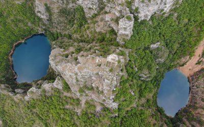 VODIME_Mamića i Knezovića jezera pokraj Imotskog, Mamić and Knezović lake near Imotski