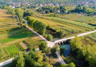 VODIME_Most Brvina na Vrljici u Runovićima- Brvina bridge on river Vrljica near Runovići