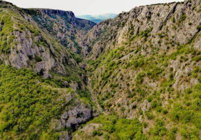 VODIME_Rijeka Suvaja, kanjon Badnjevice-Suvaja river-Badnjevice canyon